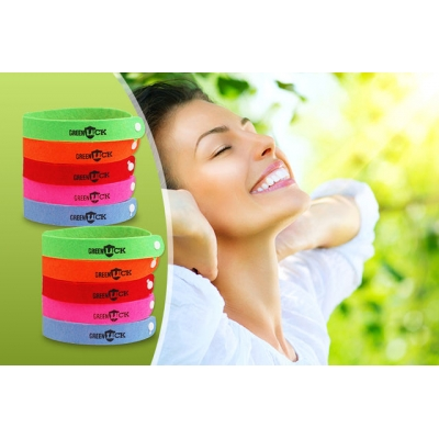20 Mosquito repellant bands