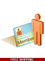 Membership - for renewals and new members.