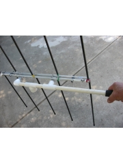 ELK 2m/70cms Log Periodic Antenna