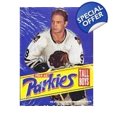 1994 Parkhurst Tall Boys Packs 10 Card..