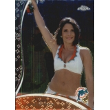 2009 Topps Chrome Cheerleaders TCC13 B..