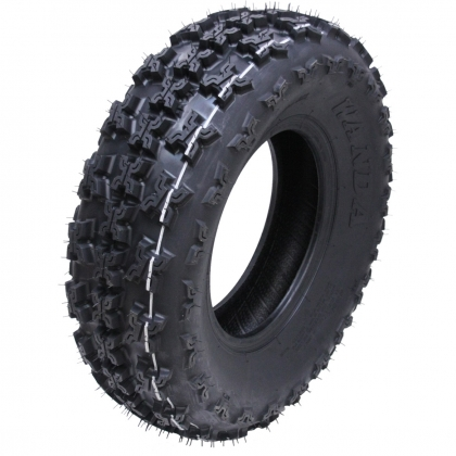 1 - 22x7.00-10 Wanda Slasher quad tyre 6ply E marked