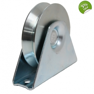 80mm V groove pulley wh..