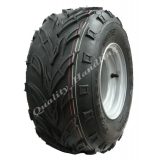 18x9.50-8 ATV tyre on four stud rim E ..