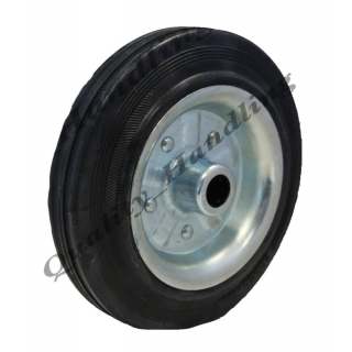 200mm solid rubber,stee..