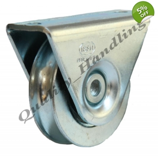 60mm pulley wheel in br..