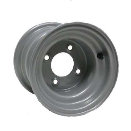 "8"" inch wheel rim ride on lawnmower 7.00x8 4 stud 100mm stud spacing"
