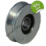 40mm pulley wheel V groove