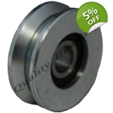 pulley wheel 50mm V groove