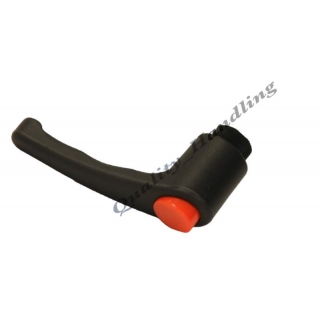 Plastic clamping handle..