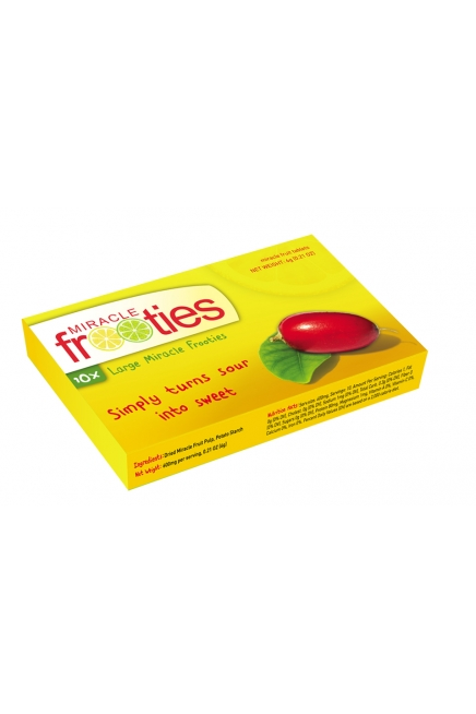 Large Miracle Fruit Tablets 600 mg