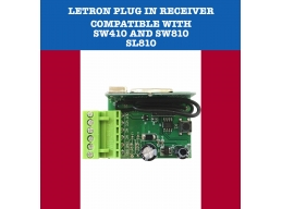 Letron Plug In Receiver