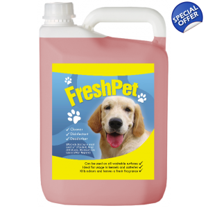 Baby Talc FreshPet Disinfectant & Deod..