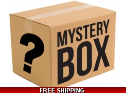 Mystery Box - Are you willing to take a chance
