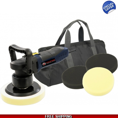 Pro DA Dual Action Car Polisher / Polishing Machine 600w - Unbeatable Offer! title=