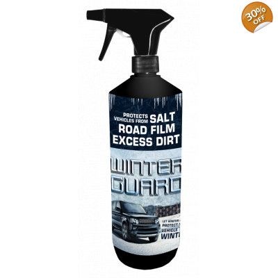 500ml Winter Guard Quick Detailer + 3 months Hydrophobic Paint Sealant title=