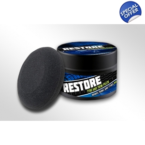 125G Restore Tyre And Trim Paste - Spe..
