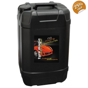 25 Litre Tyre Magic Puncture Sealant