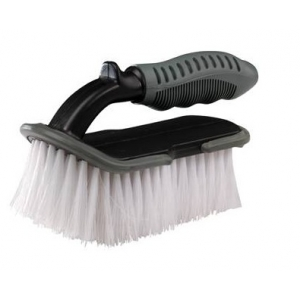 Pro Soft Bristle Upholstery Brush With..