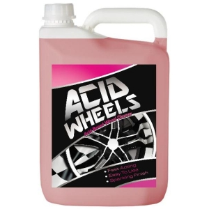 Acid Wheels, Safe Acid Based Alloy/Ste..