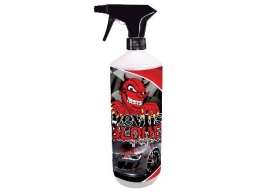 1 Litre Devils Blood Car Paint, Glass And Wheel Cleaner Iron Remover X