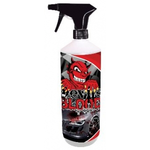 1 Litre Devils Blood Car Paint, Glass ..