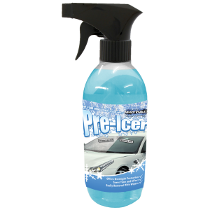 PreIcer Prevents Your Windscreen Freez..