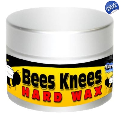 Bees Knees Hard Carnauba Protection Wax 125G Hard Paste Wax title=