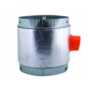 200 mm Motorised Zone Damper - 240V -
