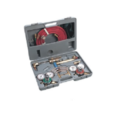 Oxy Acetylene Welding & Cutting Kit with Mask
