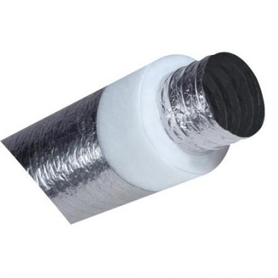 "R 0.6 - 6"" / 150mm Flexible insulated Fan Duct -Ducting - Flex"