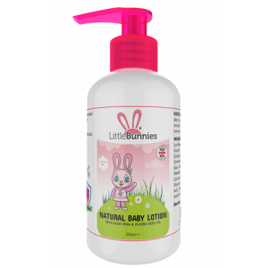 Daisy's Natural baby lotion ..