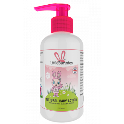 Daisy's Natural baby lotion 250ml - Limited Edition