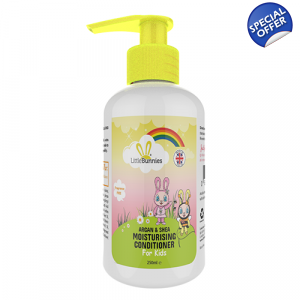 Daisy & Honey Bee's Argan & Shea natural conditioner for kids 250ml
