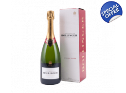 Champagne - Bollinger Special Cuvee NV in gift box
