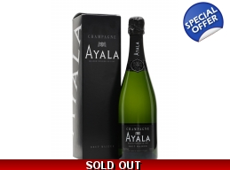 Champagne - Ayala Brut Majeur in gift pack