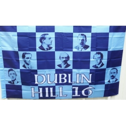 Dublin Hill 16 Flag