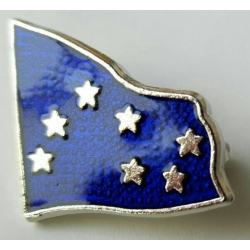 Starry Plough Badge