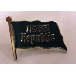 Irish Republic Badge