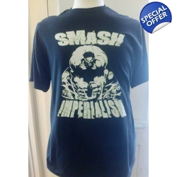 Smash Imperialism T-Shirt