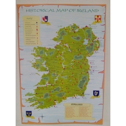 Historical Map of Ireland