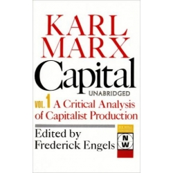 Capital Vol.1, by Karl ..