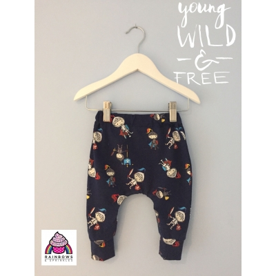 Little Knights Leggings
