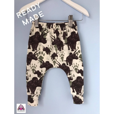 Jurassic Leggings 0-3m