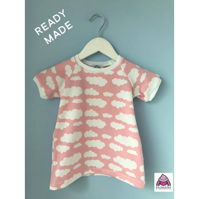Baby Pink Cloud TShirt ..