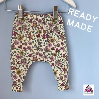 Flower Power Leggings 18-24m