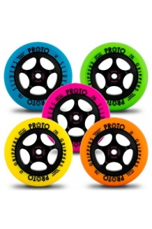 Proto Day glo gripper wheels 110mm