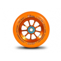 River Wheel Co - Rapids 110mm Orange on Orange