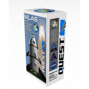 MLAS - Nasa Test Vehicle Model Rocket Kit