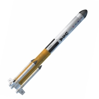 Future Launch Vehicle Model Rocket Kit